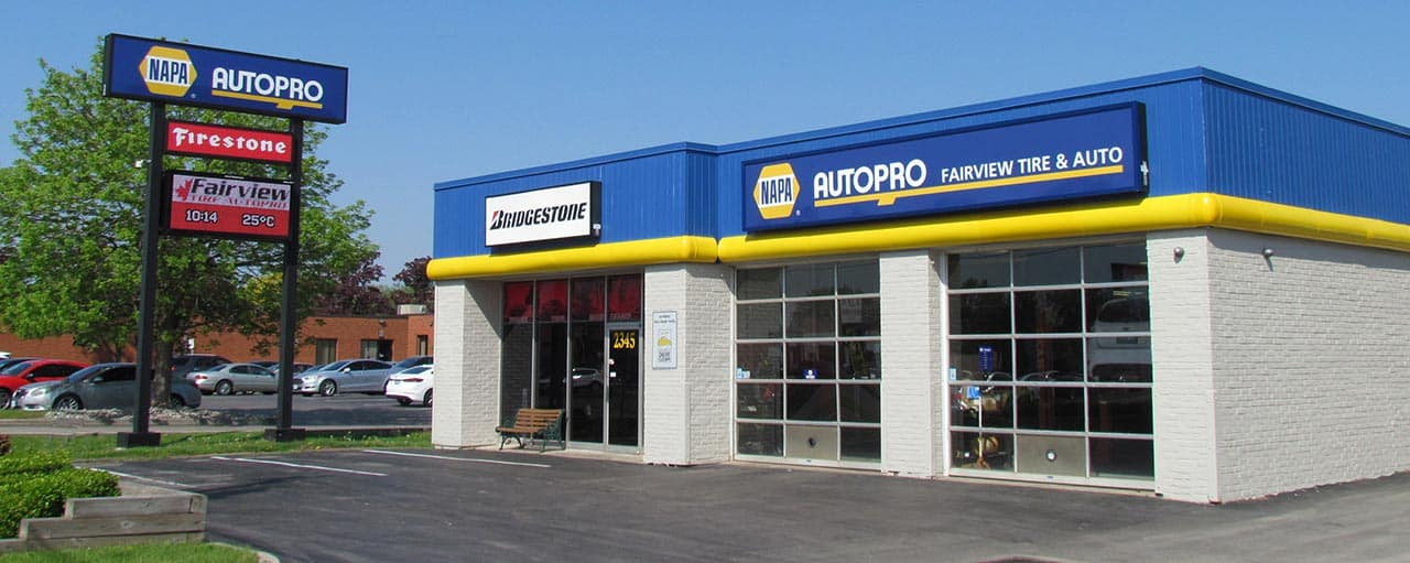 Fairview Tire Auto Pro Burlington